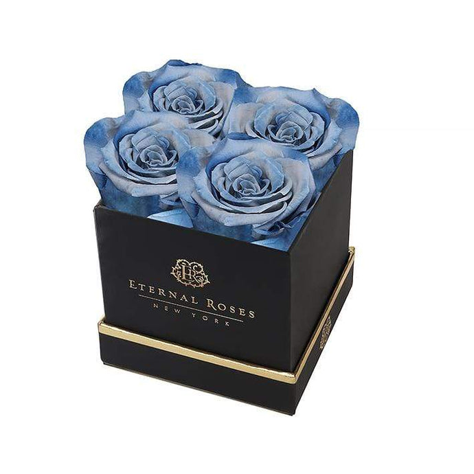 Eternal Roses® Lennox Gift Box Small in Denim