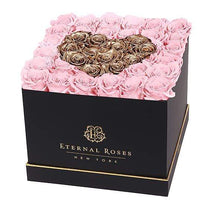 Eternal Roses® Black / Posh Lennox Grand Amore Gift Box