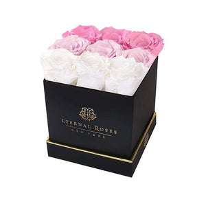 Eternal Roses® Lennox Large Mother's Day Gift Box in Ombre