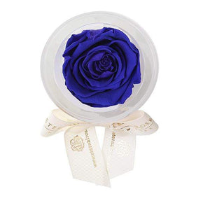 Eternal Roses® Azzure Mini Eternal Rose Party Favor Set of 6