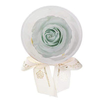 Eternal Roses® Light Blue Mini Eternal Rose Party Favor Set of 6