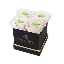Eternal Roses® Mother's Day Lennox Gift Box in Chartreuse
