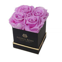 Eternal Roses® Black / Iris Mother's Day New Limited Edition Lennox Small Gift Box