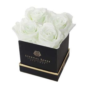 Eternal Roses® Black / Mint Mother's Day New Limited Edition Lennox Small Gift Box