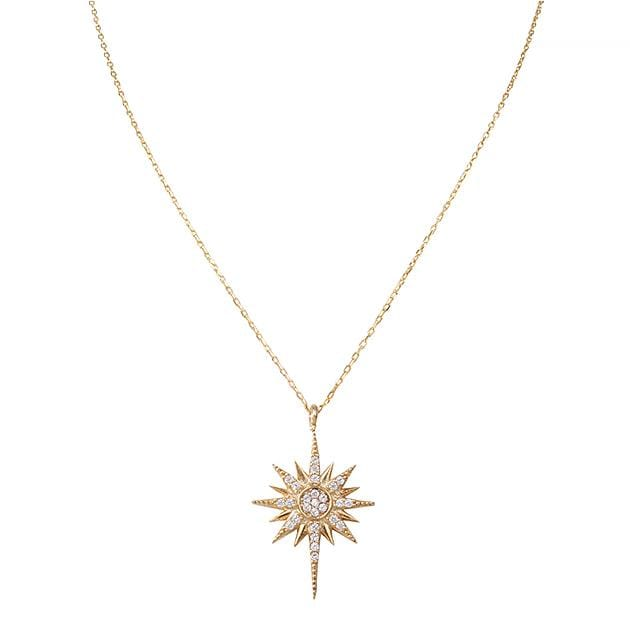 Eternal Roses® Polar Star Necklace