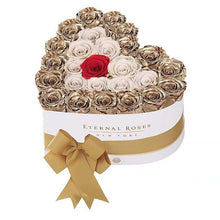 Eternal Roses® White / Dream Serafina Mezzo Eternal Rose Gift Box - NEW