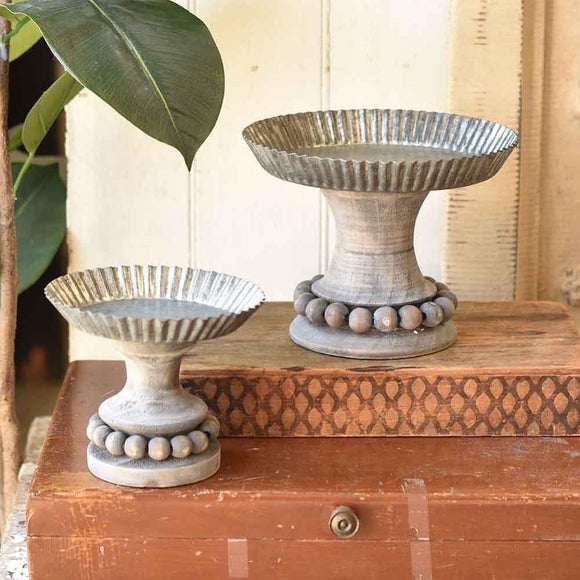 Candle Holders & Urns