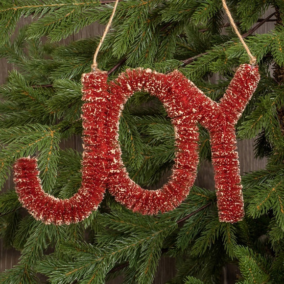 Bottlebrush Joy Ornament