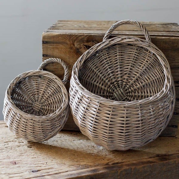 Round Willow Pockets