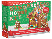 Load image into Gallery viewer, Gingerbread house kit