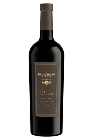 Franciscan Napa Valley Estate Reserve Merlot 2013