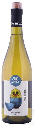 Bodegas Finca la Estacada 'Hello World' Viognier 2018