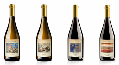 4 Bottle PREMIUM MIXED SPECIAL OF ALQUIMISTA (SONOMA & MENDOCINO, CA) – 1 OF EACH & FREE SHIPPING