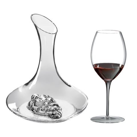 Ravenscroft Grapes Decanter Gift Set (5 Pieces)