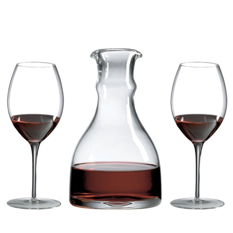 Ravenscroft Barrell Decanter Gift Set (5 Pieces)
