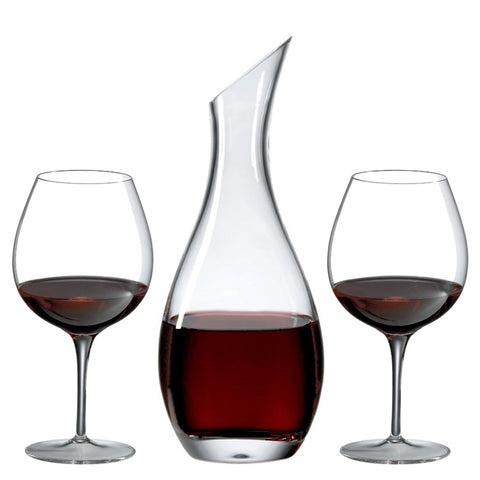 Ravenscroft Cristoff Magnum Decanter Gift Set (5 Pieces)