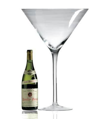 Ravenscroft Essentials Maxi Martini Glass (1 Glass)