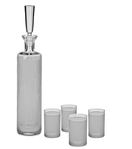 Ravenscroft Crystal Vodka Decanter Gift Set