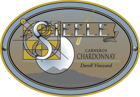 Steele Wines Carneros Chardonnay Durrell Vineyard 2014