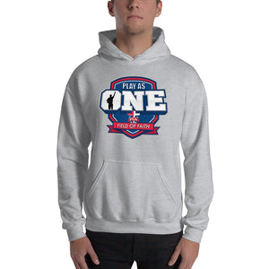 Field of Faith Hooded Sweatshirt
