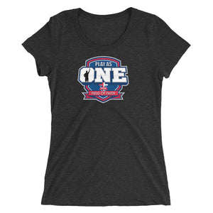 Field of Faith Ladies' short sleeve t-shirt
