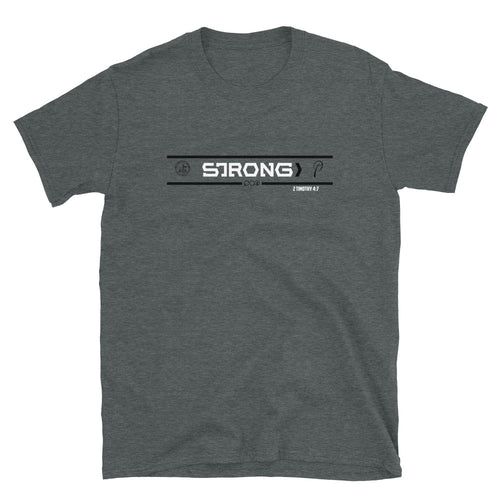 Strong PAO Short-Sleeve Unisex T-Shirt