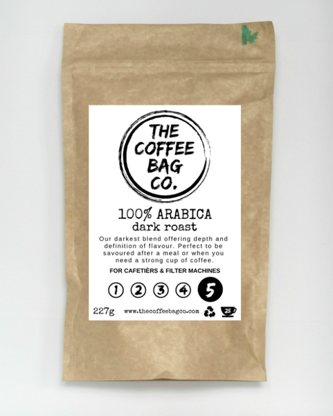 100% Arabica Dark Roast