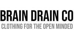 brain drain co, brain drain, clothing for the open minded, brain drain clothes