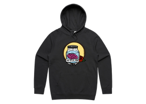 Out of My Mind Hoodie - Brain Drain Co, Hoodie