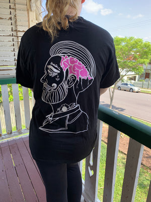 'Jerry' Traditional Tee - Brain Drain Co, Shirts