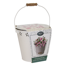 Load image into Gallery viewer, BEES® Sweet Pea Pail Garden Planter