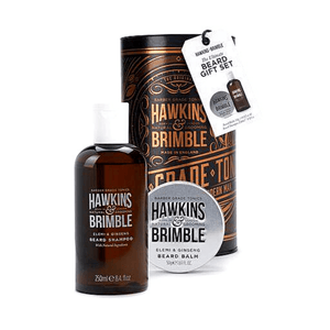 Beard Care Gift Set by Hawkins & Brimble