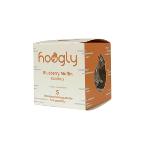 Blueberry Muffin Luxury Rooibos Tea by Hoogly