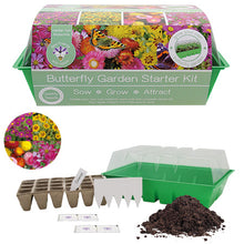 Load image into Gallery viewer, Butterfly Garden Starter Kit