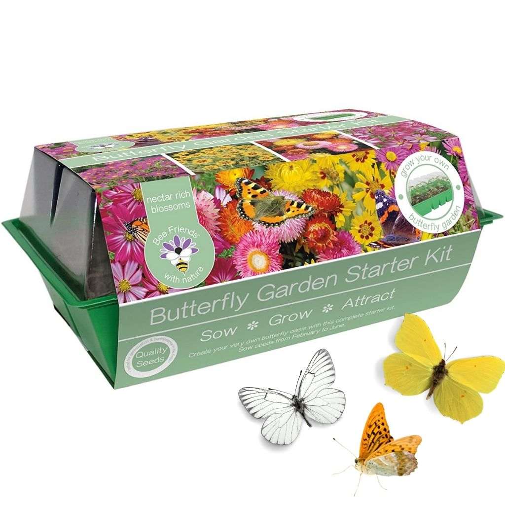 Eco Butterfly Garden Starter Kit