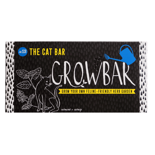Cat-Friendly Edible Herb Growbar