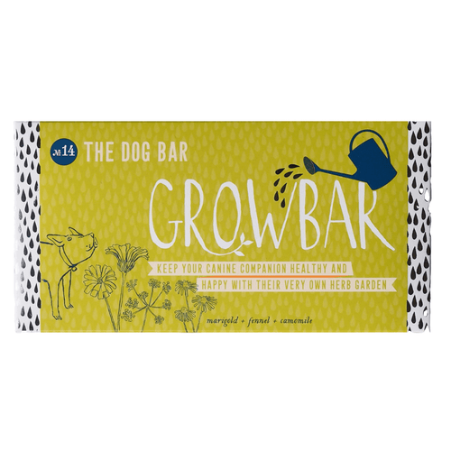 Dog-Friendly Edible Herb Growbar