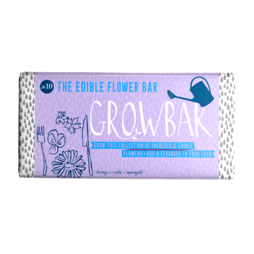 Edible Flowers Growbar