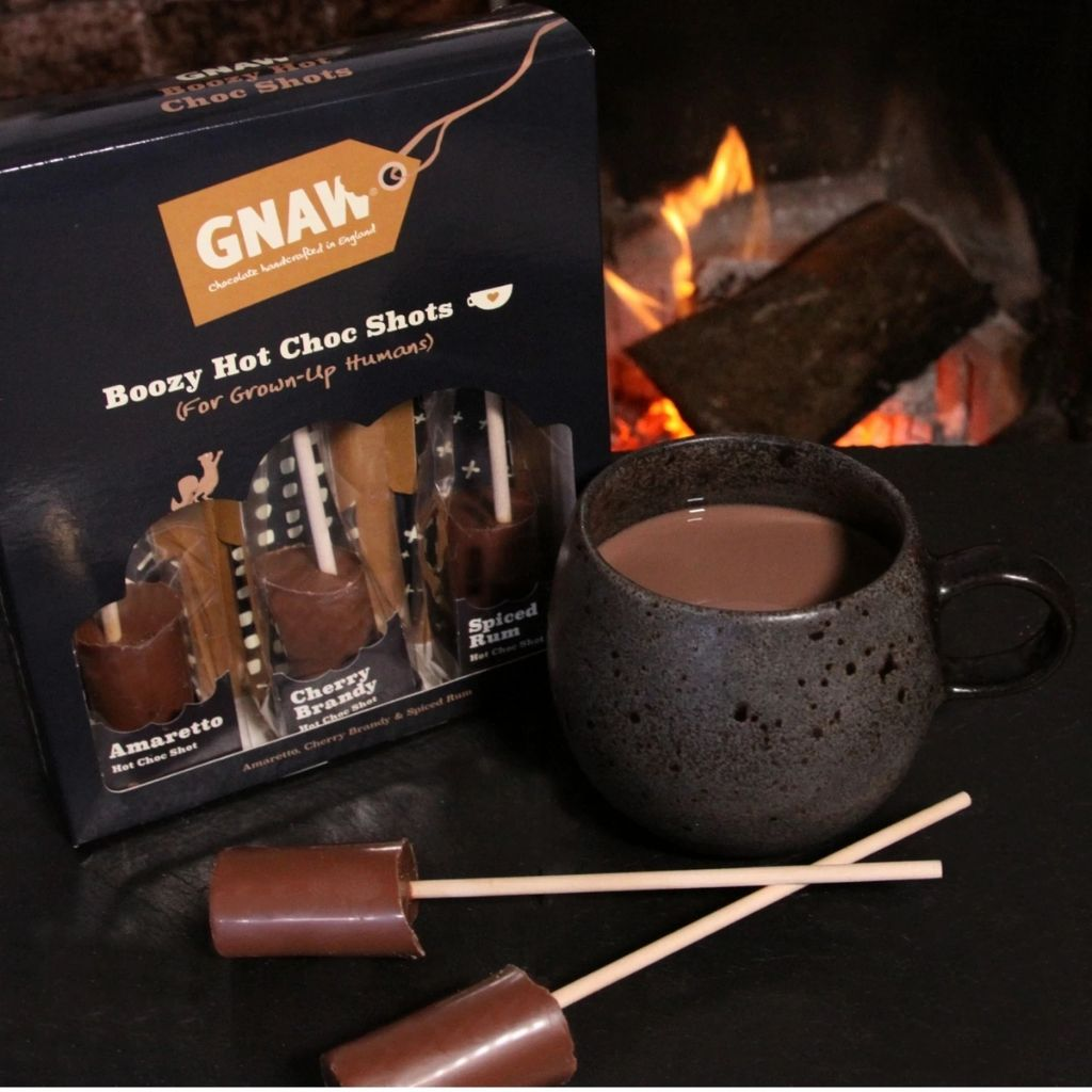 Liqueur Flavoured Hot Choc Gift Set