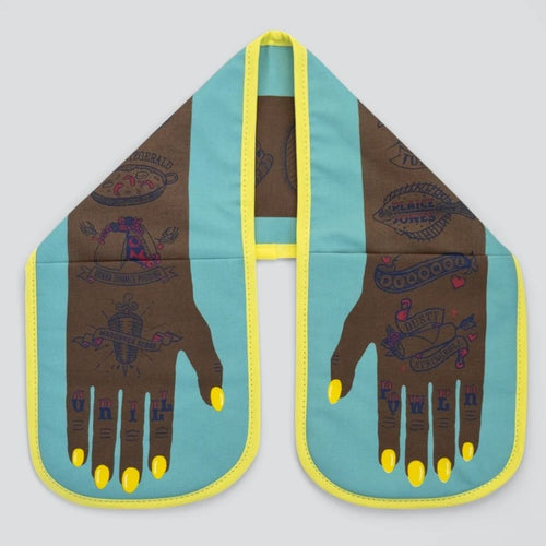 Grill Power Double Oven Glove