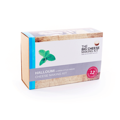 The Halloumi Cheese Making Kit