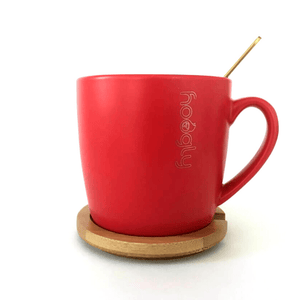 Red Hoogly Tea Mug