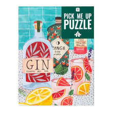 Load image into Gallery viewer, Pick Me Up Jigsaw Puzzle Gin 500 pieces