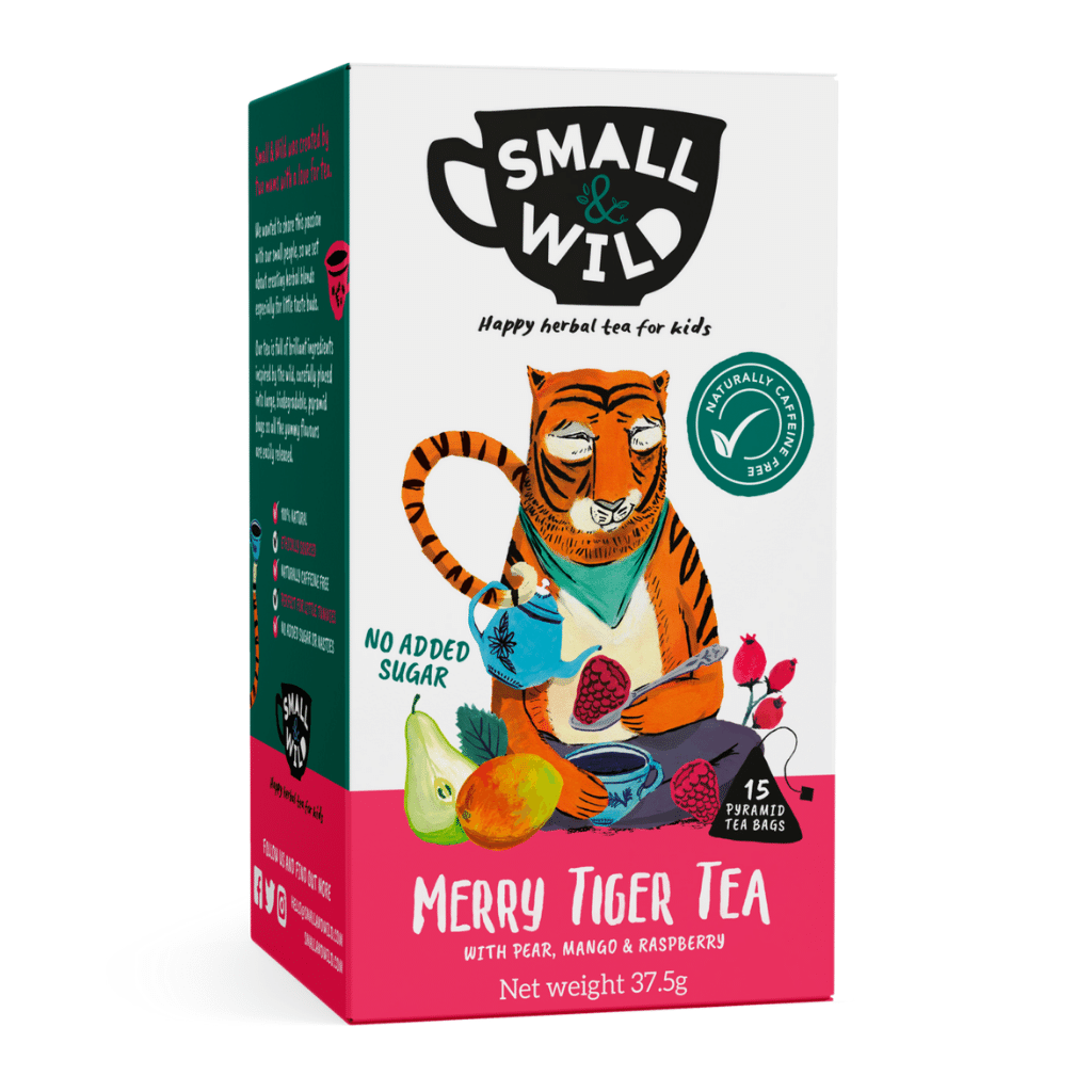 Merry Tiger Tea