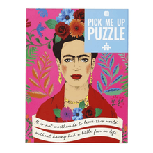 Load image into Gallery viewer, Pick Me Up Jigsaw Puzzle Frida Kahlo