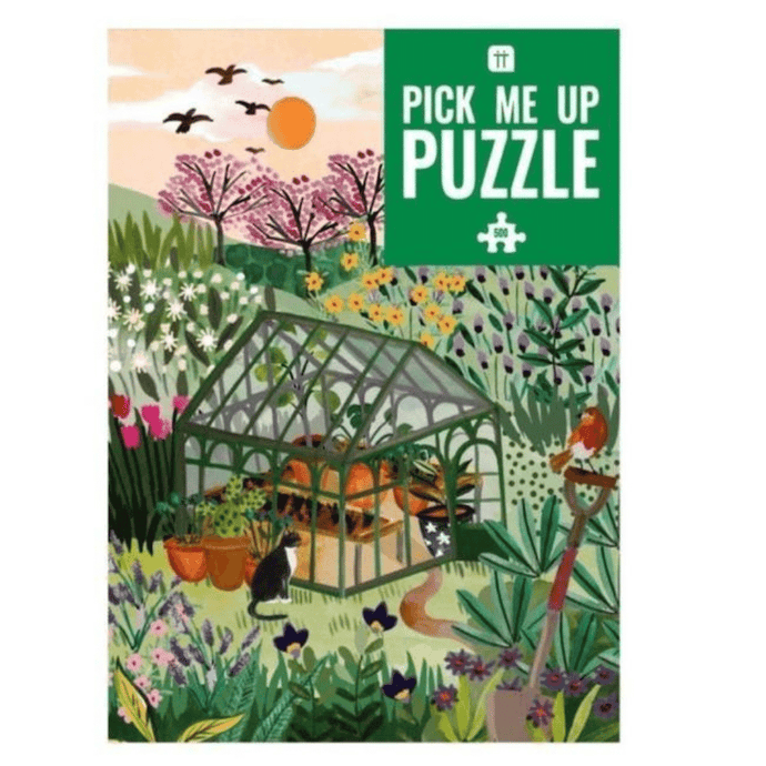 Pick Me Up Jigsaw Puzzle Garden Greenhouse