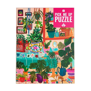 Jigsaw Puzzle Houseplants 1000 pieces