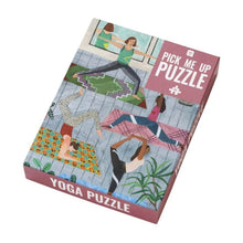 Load image into Gallery viewer, Pick Me Up Jigsaw Puzzle Yoga 500 pieces