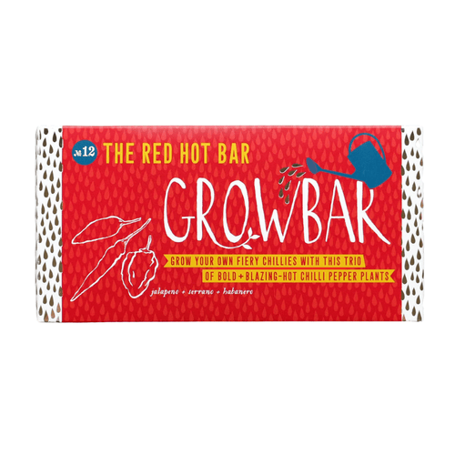 Red Hot Chillies Growbar