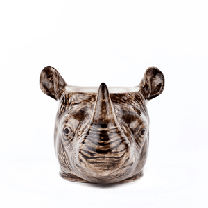Rhino Face Egg Cup